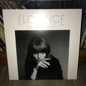 Other - florence & the machine vinyl